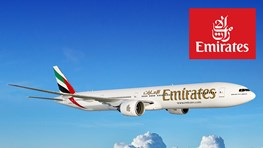 Student discount on plain tickets at Emirates