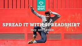 Spreadshirt - 20% off with ISIC