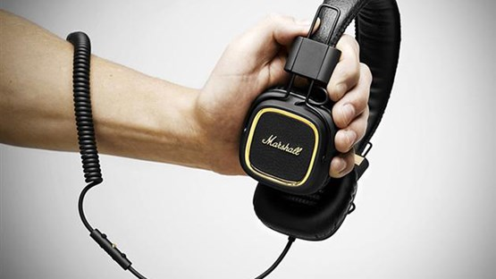 25% student discount on Marshall Headphones with ISIC Denmark