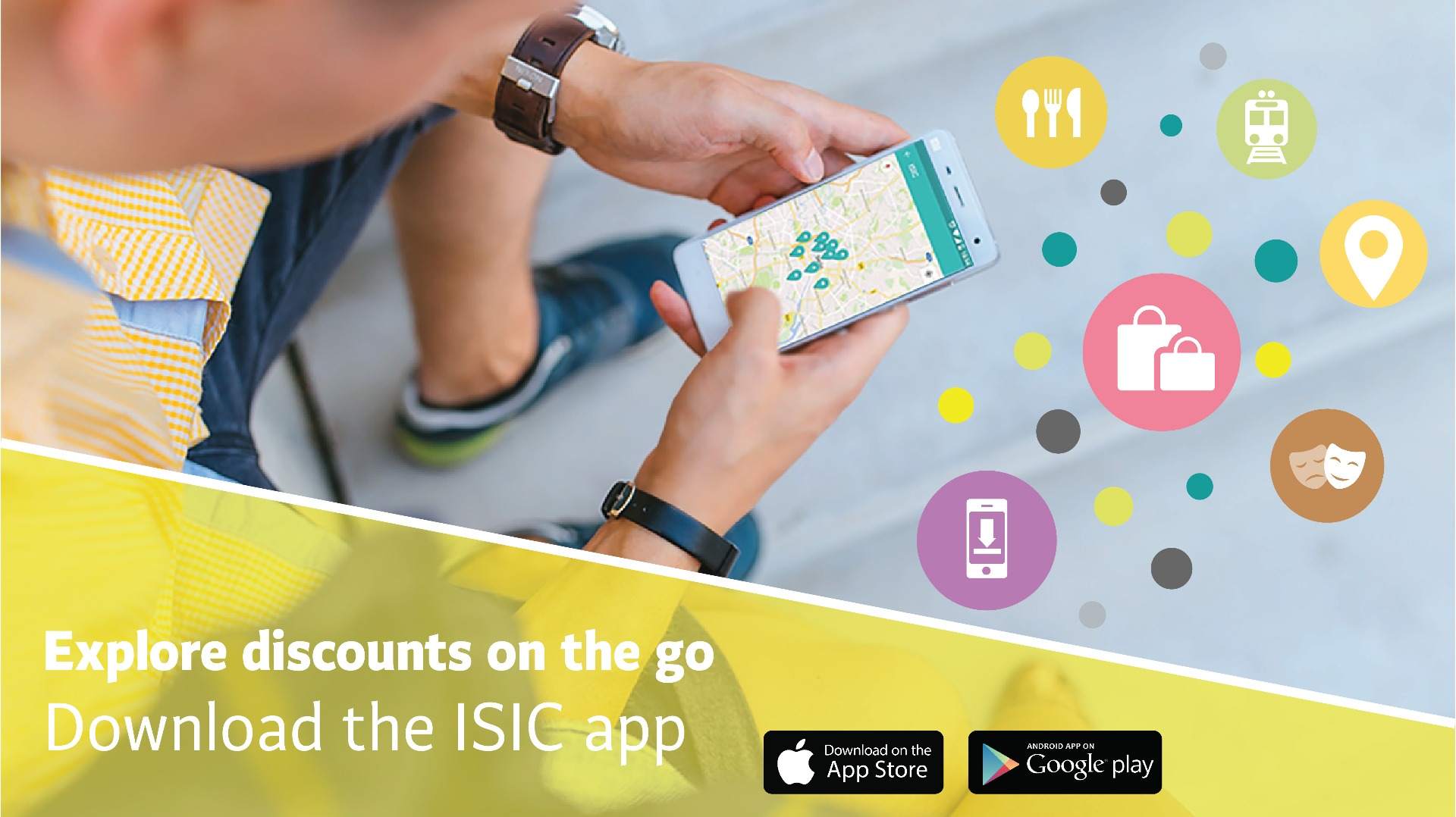 ISIC Benefits app GRATIS - ISIC
