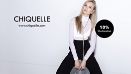 Student discount at Chiquelle