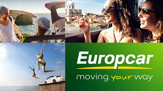 Student discount at Europcar