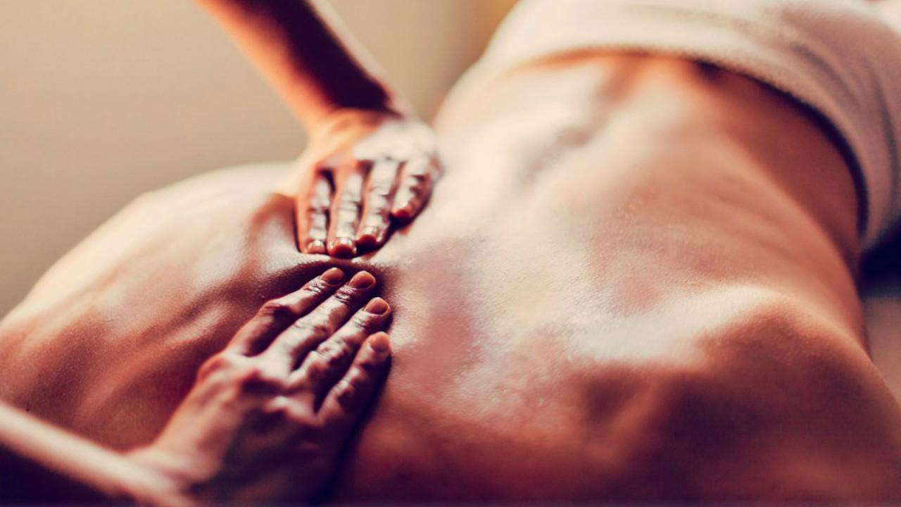 en massage snore på engelsk