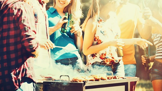 grill chill out studerende