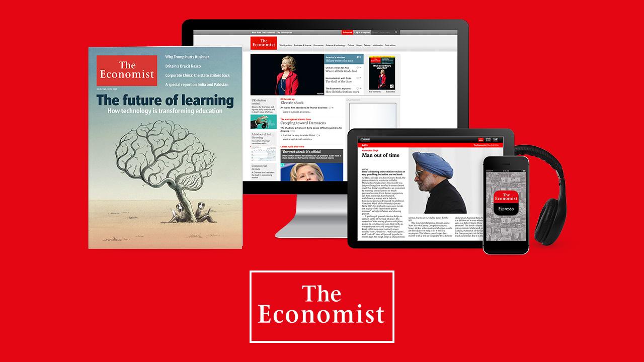 the economist subscription academic writing