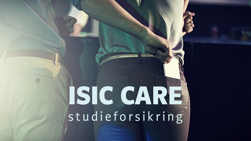 ISIC Care studieforsikring