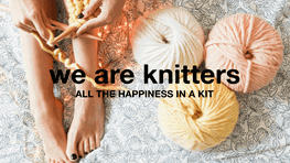 We Are Knitters studierabat