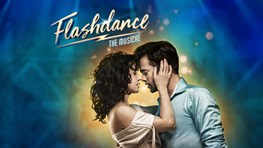 Student discount on Flashdance the musical