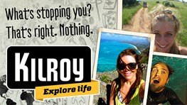 Student discounts on flights with KILROY