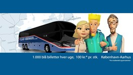 Student discount on Linie 888 busses