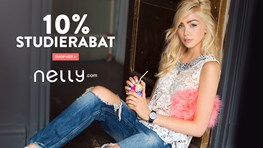 Student discount at Nelly.com -10%